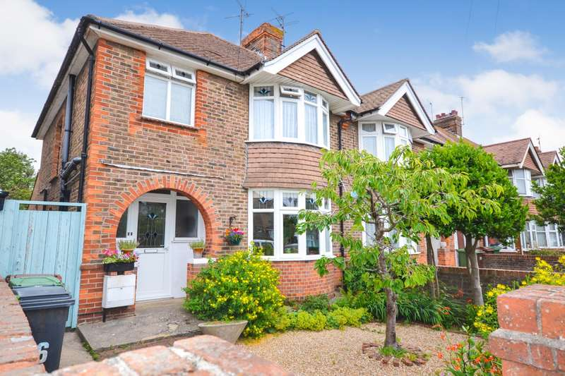 3 Bedrooms House for sale in Astaire Avenue, Eastbourne, BN22