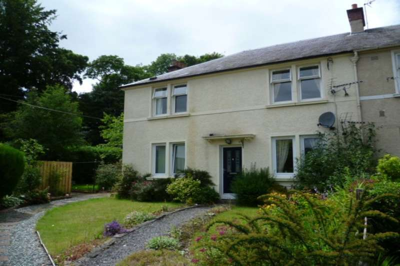 2 Bedrooms Flat for sale in Abbey Road, Auchterarder, PH3