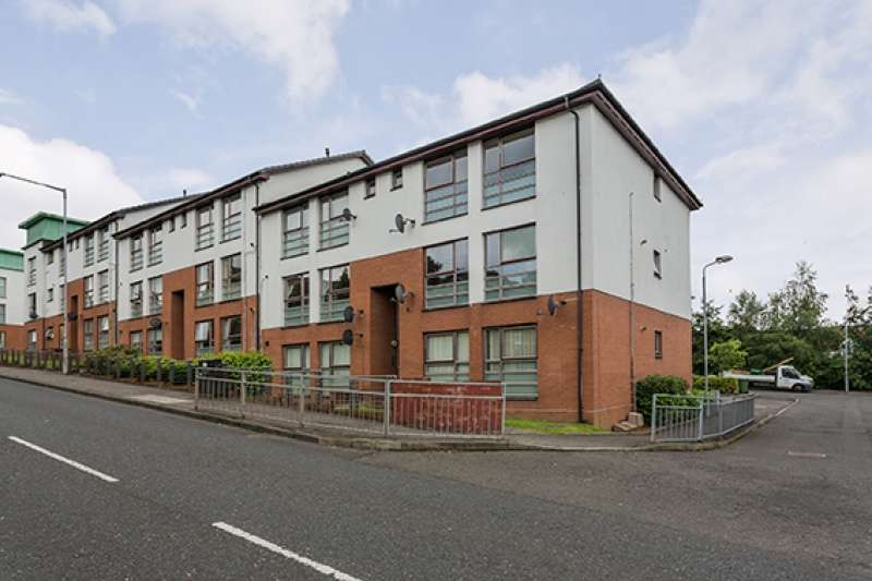 2 Bedrooms Flat for sale in North Bridge Street, Airdrie, North Lanarkshire, ML6 6NL