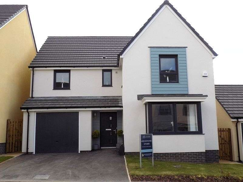 4 Bedrooms Detached House for sale in The Exeter, Ocean View Main Road, Ogmore-by-sea, Bridgend. CF32 0PW