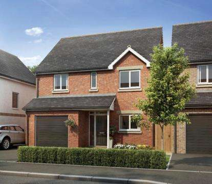 4 Bedrooms Detached House for sale in Radley Park, Lowfield Lane, St Helens, WA9