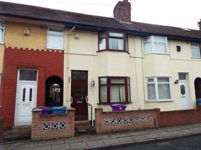 2 Bedrooms Terraced House for sale in Witton Road, Liverpool, Merseyside, England, L13