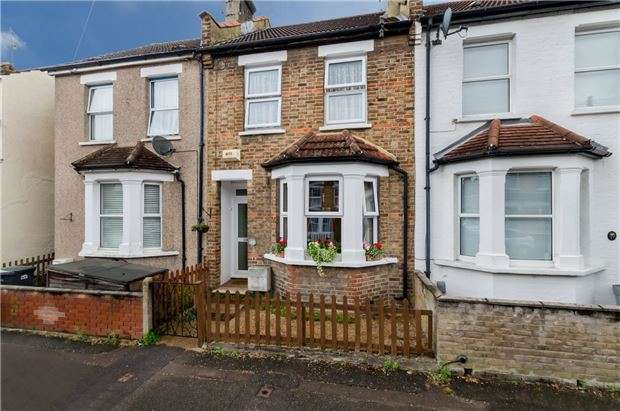 2 Bedrooms Terraced House for sale in Lower Road, KENLEY, Surrey, CR8 5NH