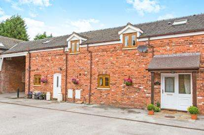 4 Bedrooms Link Detached House for sale in September Barn, Brereton, Nr. Holmes Chapel, Cheshire