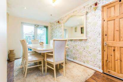 4 Bedrooms Semi Detached House for sale in Burnage Lane, Manchester, Greater Manchester, Uk