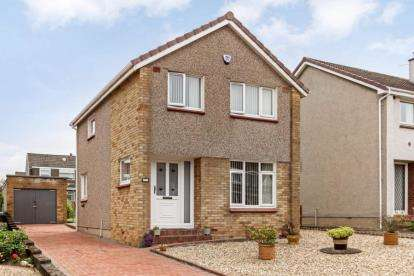 3 Bedrooms Detached House for sale in Dalcraig Crescent, Blantyre