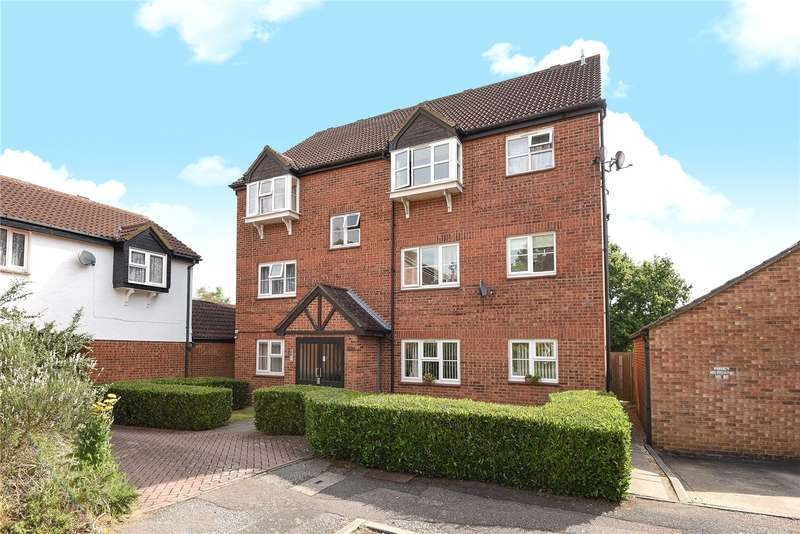 1 Bedroom Apartment Flat for sale in Redwood Close, Watford, WD19