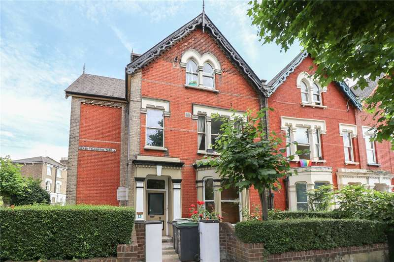 3 Bedrooms Apartment Flat for sale in Upper Tollington Park, Stroud Green, London, N4