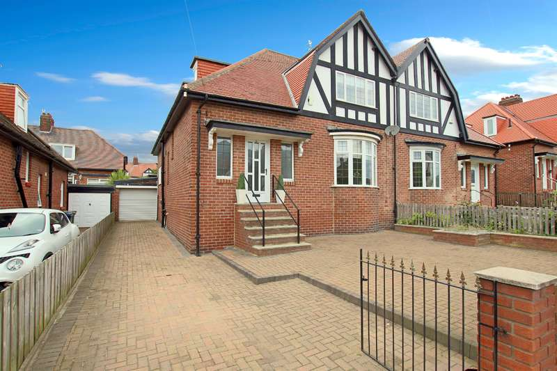 4 Bedrooms Semi Detached House for sale in Newcastle Road, Fulwell, Sunderland, SR5 1NR