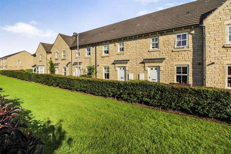 3 Bedrooms Terraced House for sale in Swan Avenue, Bingley