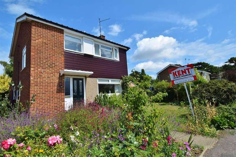 3 Bedrooms Detached House for sale in Eddington Lane, HERNE BAY