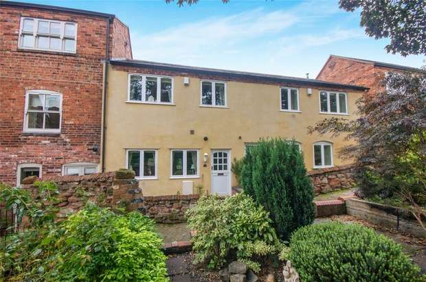 2 Bedrooms Cottage House for sale in The Shambles, BRIDGNORTH, Shropshire