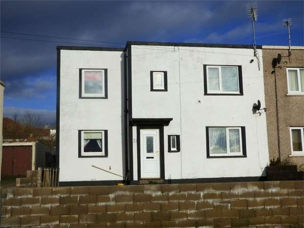 5 Bedrooms Semi Detached House for sale in Poole Road, Salterbeck, Workington, Cumbria