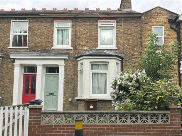 3 Bedrooms Terraced House for sale in Woodlands Road, Isleworth, Middlesex