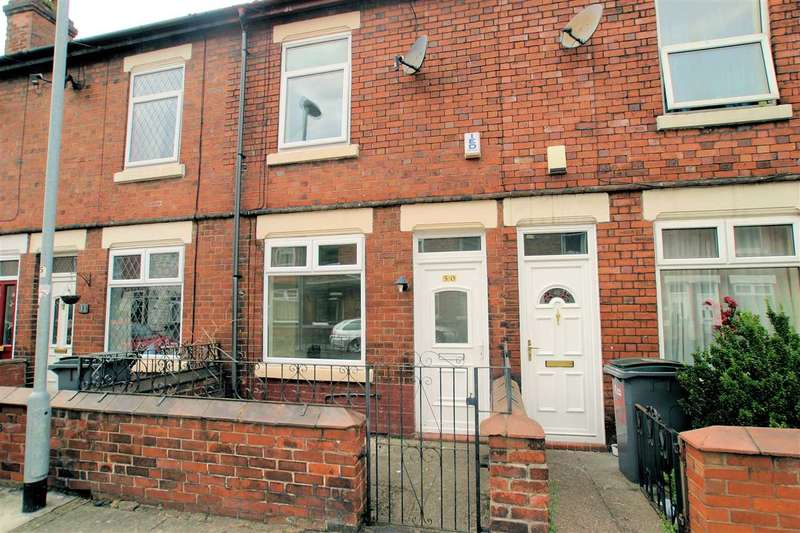 2 Bedrooms Terraced House for sale in Keary Street, Stoke on Trent