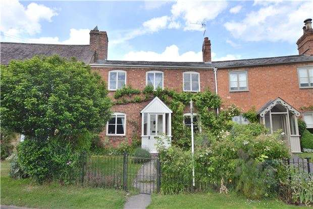 3 Bedrooms Cottage House for sale in Vine Cottage, Main Street, Beckford, TEWKESBURY, Gloucestershire, GL20 7AD
