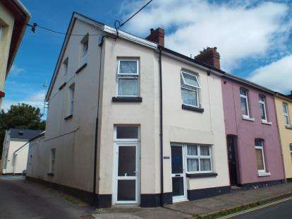 5 Bedrooms End Of Terrace House for sale in Okehampton, Devon