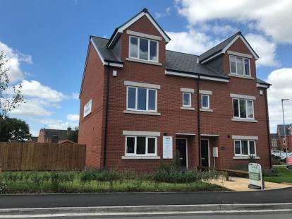 4 Bedrooms Town House for sale in PLOT 1, THE LANE, Worcester