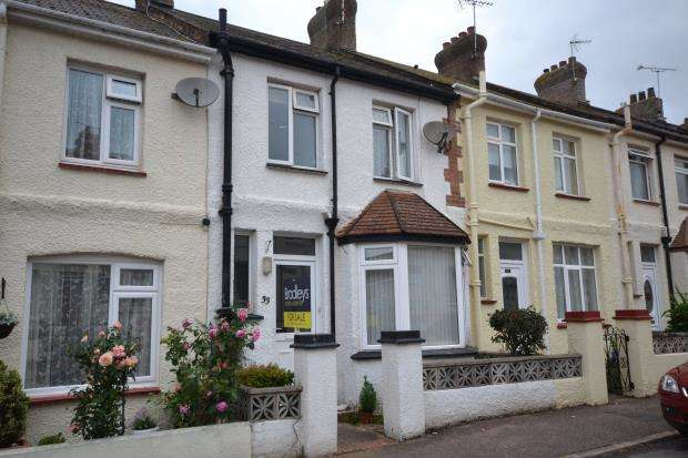 3 Bedrooms Terraced House for sale in Armytage Road, Budleigh Salterton, Devon