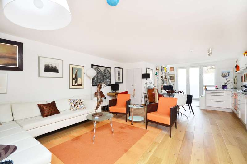 1 Bedroom Flat for sale in Wendell Road, Shepherd's Bush, W12