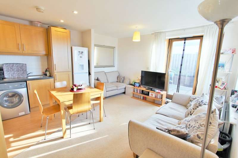 2 Bedrooms Flat for sale in Plough close, London, London, NW10
