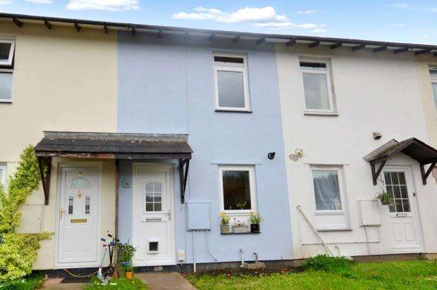 2 Bedrooms Terraced House for sale in Chelmsford Road, Exeter, Devon