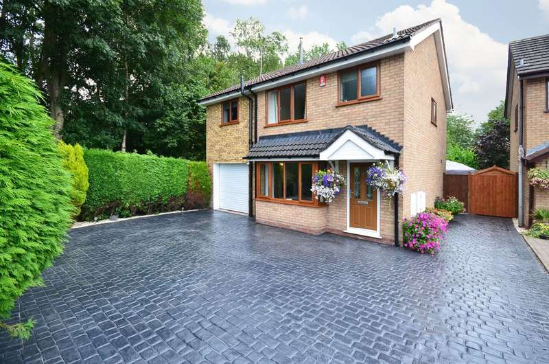 4 Bedrooms Detached House for sale in ****NEW**** Canvey Grove, Meir Park, ST3 7TZ