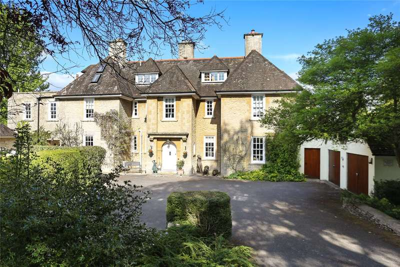 8 Bedrooms Detached House for sale in Over Butterrow, Rodborough Common, Stroud, Gloucestershire, GL5