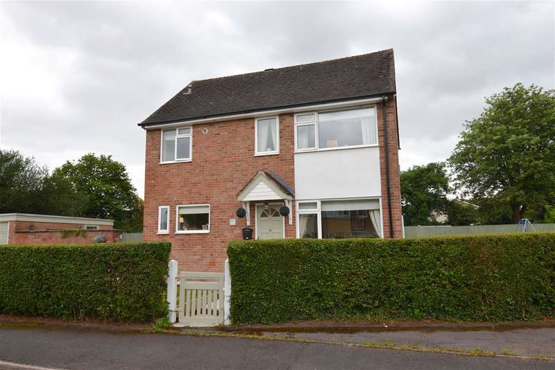 3 Bedrooms Semi Detached House for sale in Greenside, Yarnfield, Stone