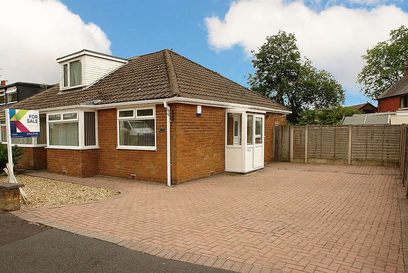 2 Bedrooms Semi Detached Bungalow for sale in 24 Shore Avenue, Shaw, Oldham