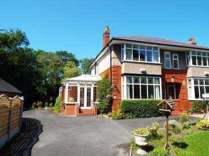 3 Bedrooms Semi Detached House for sale in Wateringpool Lane, Lostock Hall, Preston, Lancashire