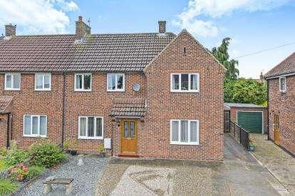3 Bedrooms Semi Detached House for sale in Northallerton Road, Brompton, Northallerton