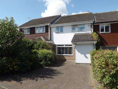 3 Bedrooms Terraced House for sale in The Slayde, Yarm, Durham