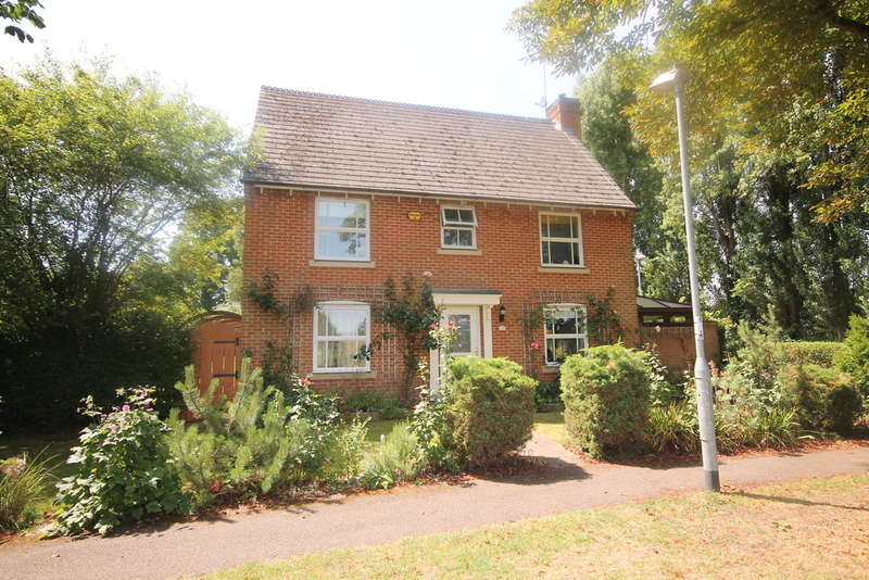 4 Bedrooms Detached House for sale in Chestnut Avenue, Bedford, MK43