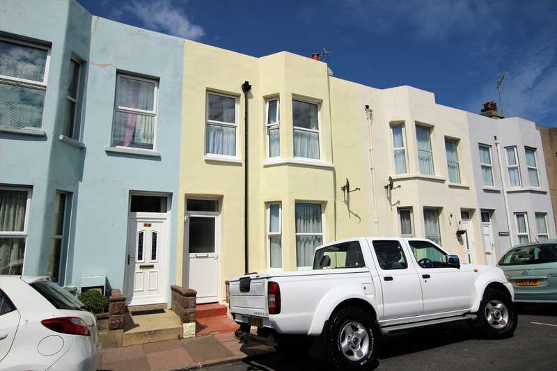 5 Bedrooms Terraced House for sale in Cambridge Road, Eastbourne, BN22 7BT