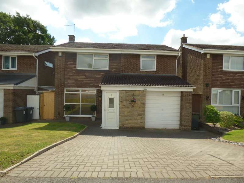 4 Bedrooms Detached House for sale in Duncombe Grove, Harborne, Birmingham, B17 8SP