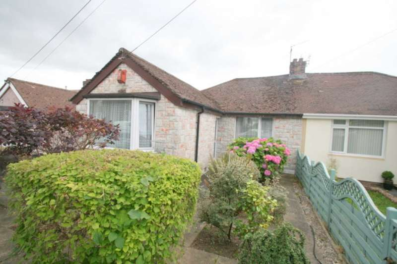 3 Bedrooms Semi Detached Bungalow for sale in Molesworth Road, Plympton