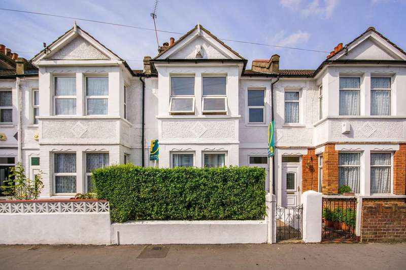 3 Bedrooms House for sale in Kynaston Road, Croydon, CR7