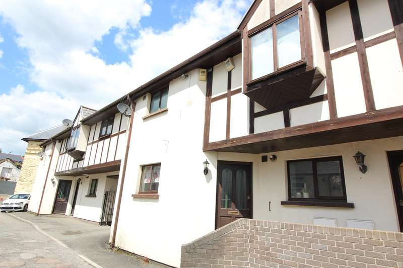 3 Bedrooms Terraced House for sale in Beili Priory, Abergavenny, NP7