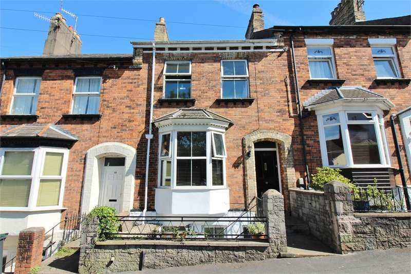 3 Bedrooms Terraced House for sale in Clyffard Crescent, Newport, NP20