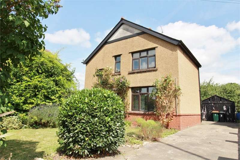 3 Bedrooms Detached House for sale in Park End, Langstone, Newport, NP18
