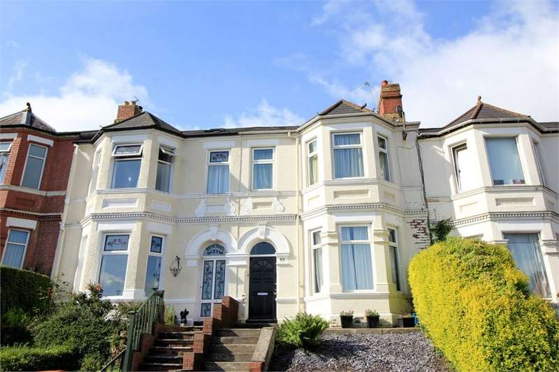 4 Bedrooms Terraced House for sale in Risca Road, Newport, NP20