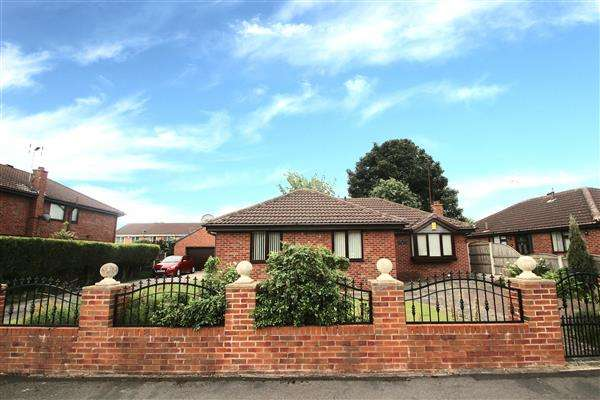 3 Bedrooms Bungalow for sale in Moorhouse View, South Elmsall