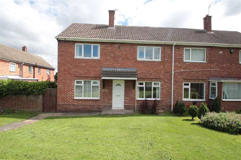 3 Bedrooms Semi Detached House for sale in The Wynd, Pelton, Chester Le Street