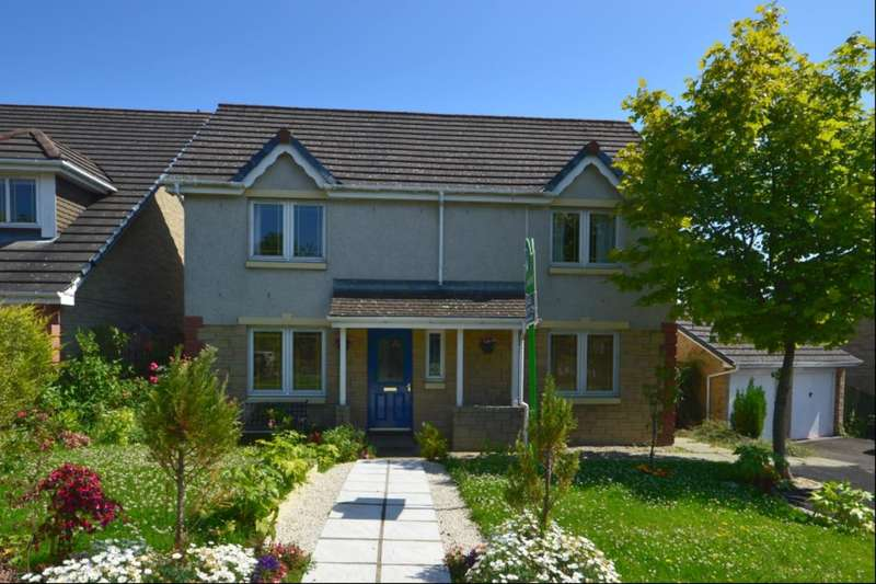 4 Bedrooms Detached House for sale in Brodick Gardens, Dunfermline, KY11