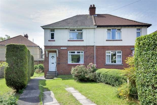 3 Bedrooms Semi Detached House for sale in Syke Road, Earlsheaton, Dewsbury, West Yorkshire