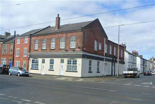 10 Bedrooms Flat for sale in Apex Buildings, Kent Street & North Albert Street, Fleetwood