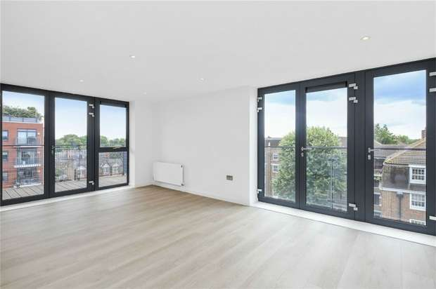 2 Bedrooms Flat for sale in Edison Court, Acton