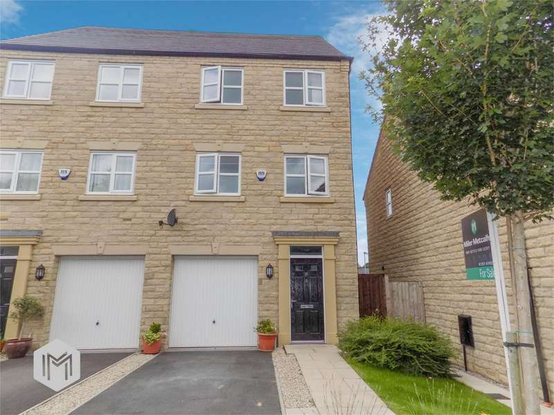 3 Bedrooms End Of Terrace House for sale in Lightoller Close, Chorley, Lancashire