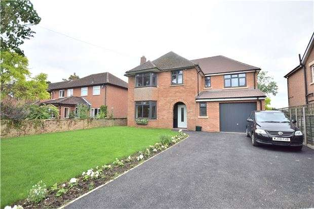 5 Bedrooms Detached House for sale in Broadclose Road, Down Hatherley, GLOUCESTER, GL2 9PZ